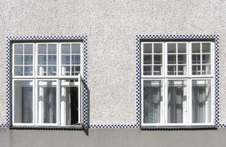 Il sanatorio di Purkersdorf