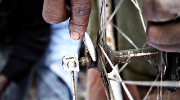 L'Officina delle Biciclette di Casa Jannacci a Milano