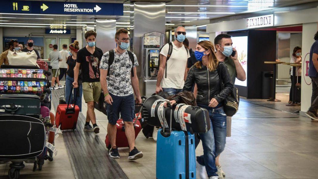 Aeroporti lombardi, tamponi in ritardo
