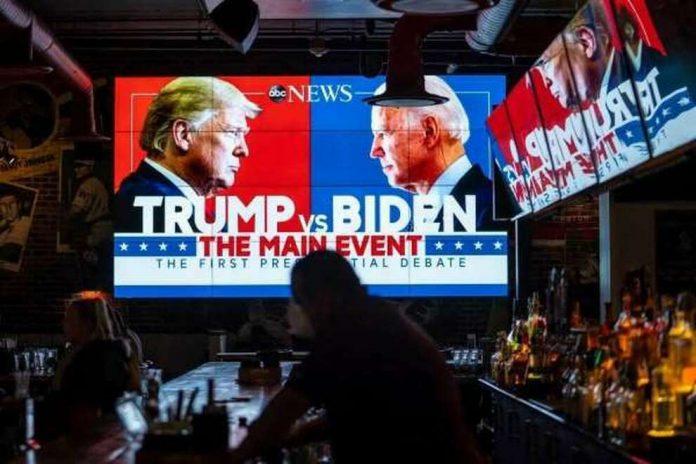 Biden vince il duello tv a distanza con Trump