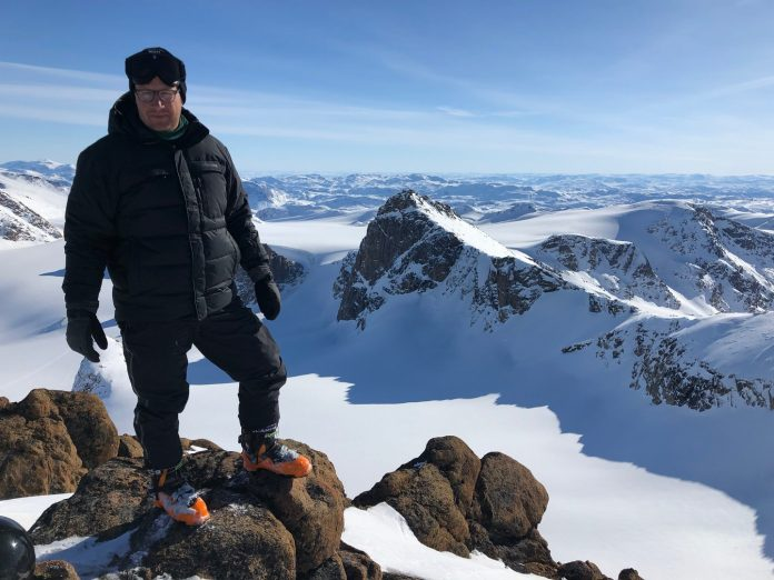 Andri Snær Magnason in Islanda