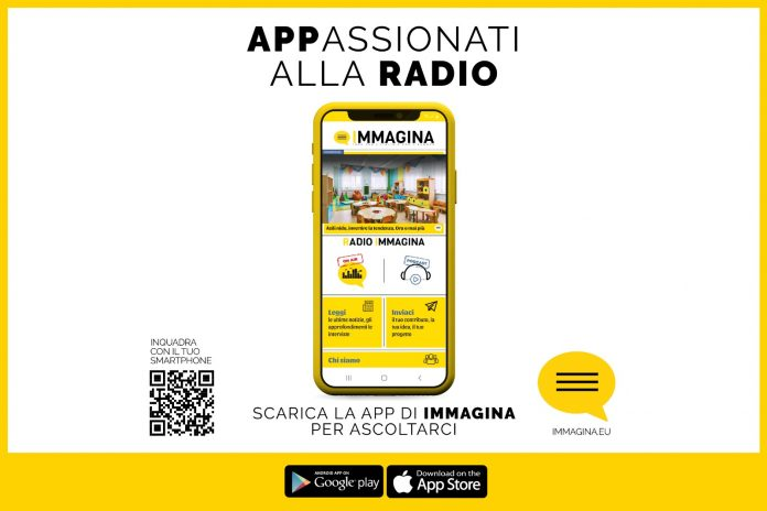 La Nuova App Di Radio Immagina Una Grande Piazza A Portata Di Click Immagina